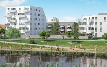 SUMMERTIME construction logements collectifs au Bois-d'Arcy