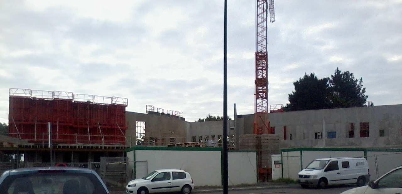 Communauté de Commune de Pontchâteau pour le Groupe Le Feunteun (entreprise générale)