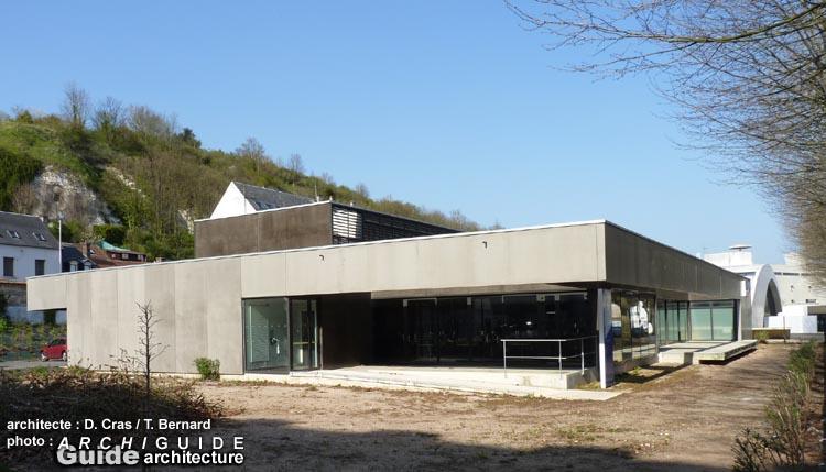Pôle enfance de Plomelin par le Groupe Le Feunteun (entreprise générale et Le Feunteun Construction)