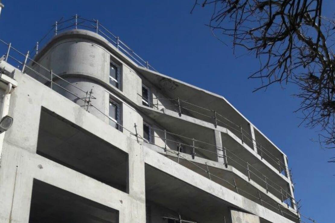 Quai Chazelles à Lorient avec la SERC - Groupe Le Feunteun