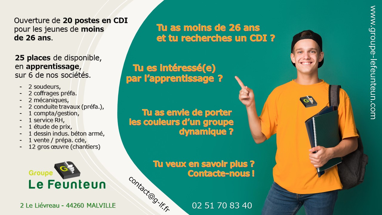 RECRUTEMENT APPRENTI