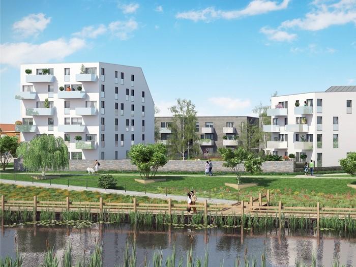 SUMMERTIME construction logements collectifs au Bois-d'Arcy