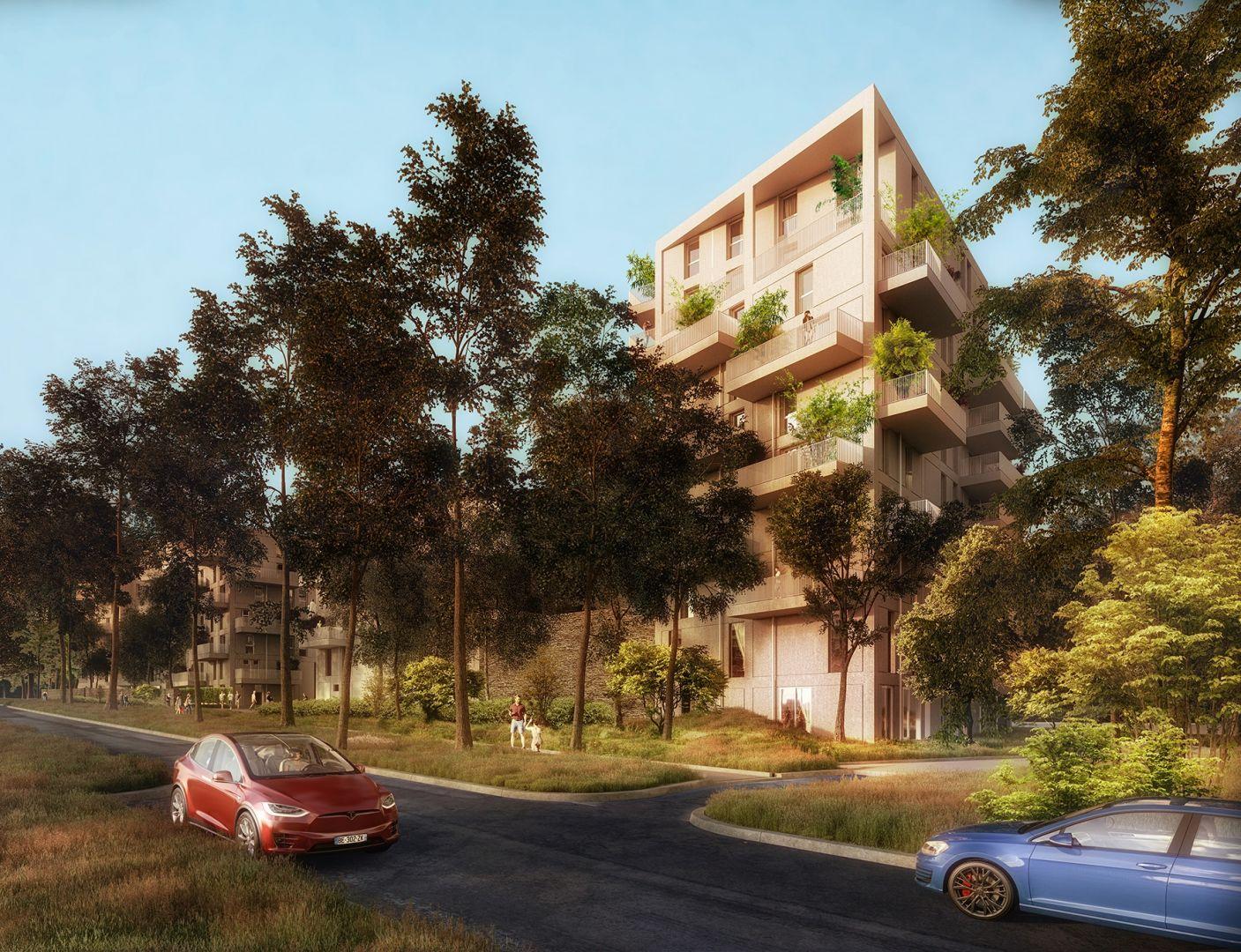 GARDEN SQUARE à Saint-Herblain (44) : 137 logements
